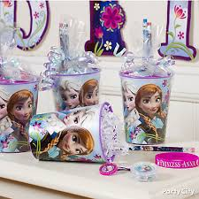 favor cups frozen favor cup idea party city party city