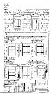 Typical Brownstone Floor Plan Big Changes Proposed For What Was Once A Federal Rowhouse