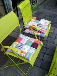 galette de chaise de jardin galette chaise de jardin coussin magntique pour chaise