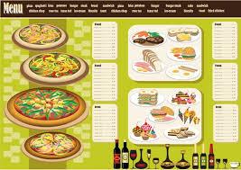 menu design template menu design template sample download sample