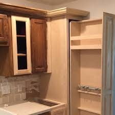 custom wood cabinets in weatherford mcguffee u0026 associates