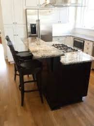 raised kitchen island kitchen island with raised bar kitchen island with a sink