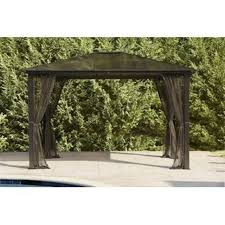 Pergola Gazebo With Adjustable Canopy by Garden Oasis Pergola With Canopy Interesting Pergola Canopies