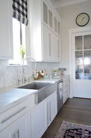 14 white marble kitchen backsplash ideas you u0027ll love
