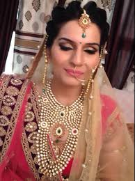 bridal makeup in delhi with mugeek vidalondon
