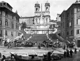 spanische treppe in rom spanische treppe