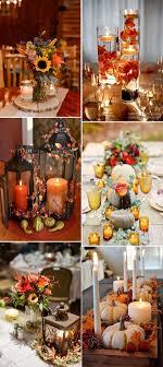 fall wedding centerpieces fall wedding decor ideas autumn fall wedding centerpieces deer