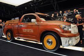 toyota custom cars custom 2011 toyota tundra barrett jackson oc 2012 photo gallery