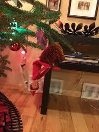 toofy the on the shelf who celebrates hanukkah