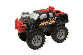 monster jam toy trucks kidco licensed black monster truck toy vehicle walmart canada