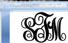 monogram letter s domestic femme diy monogram wreath prep work designing your foam