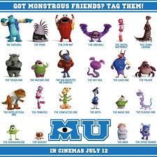 57 monsters images disney stuff cartoons