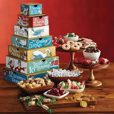 12 days of christmas gift tower great gifts for christmas and