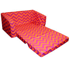 kids sofa couch total fab kids u0027 fold out sleeper sofas