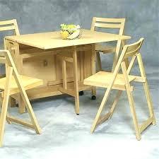 table cuisine pliable table de cuisine pliante avec chaises integrees table de cuisine