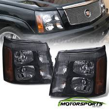 cadillac escalade headlights headlights for cadillac escalade ebay