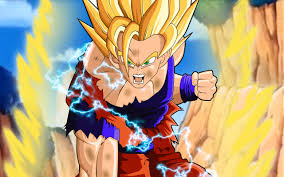 dragon ball moving wallpaper image ssj2 goku wallpaper yvt2 jpg dragon ball wiki fandom