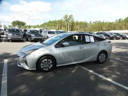 toyota prius car certified pre owned 2017 toyota prius std hatchback in