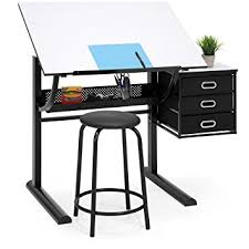 Drafting Craft Table Best Choice Products Drawing Drafting Craft Table