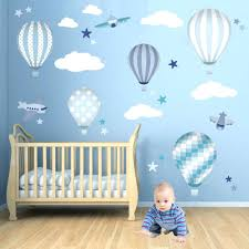 Boy Nursery Wall Decal Baby Boy Wall Decal Wall Decor Baby Boy Wall Photo Baby Boy