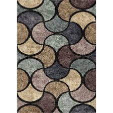 Orian Area Rugs Orian Rugs Chimera Blue 7 Ft 10 In X 10 Ft 10 In Indoor Area