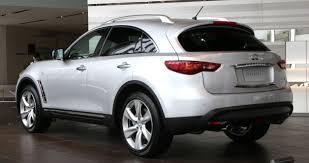 infiniti fx50 interior infiniti fx50 s car news and expert reviews car news and