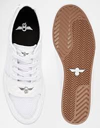 creative recreation cesario lo xvi diamond trainers in white for