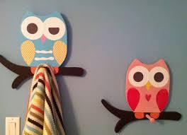 why owl décor is trending bathroom wall decor
