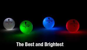 light up golf balls light up golf ball multi pack deal 4 x 3 packs night sports usa