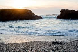 glass beach best sea glass beaches in the u s simplemost