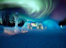 the best places to go with kids at christmas northern lights