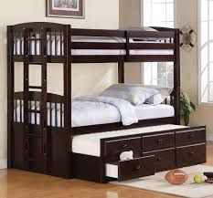 Teenage Bunk Beds Bedroom Combining Traditional Elements With Contemporary
