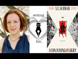 a conjuring of light audiobook free writing fun ep 64 a conjuring of light with victoria schwab