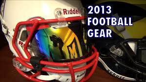Safety Clothing Near Me All My 2013 Football Gear Equipment Ep 116 Youtube