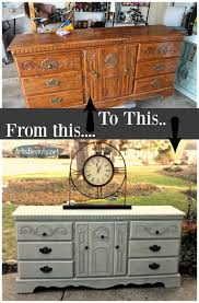 Old Furniture Makeovers Art Is Beauty Roadside Rescue Dresser Zero Money Makeover