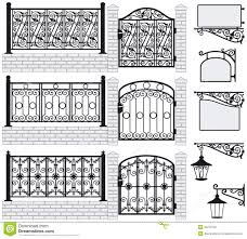 iron wrought stock illustrations 1 635 iron wrought stock