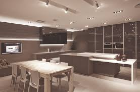 kitchen architecture design new blu line showroom at design quarter