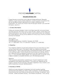 Best Resume Summary Statement Examples Tips On How To Make A Good Resume Resume For Your Job Application