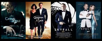 Spectre Film by Bond Polls 2016 The Top 10 James Bond 007 Film Ranking Contest