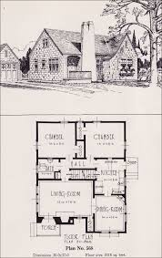 cottage house floor plans 1926 universal plan service no 568 modern revival