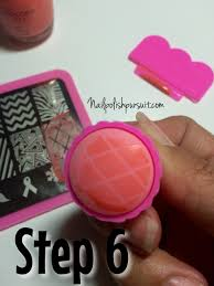 nail art review born pretty store stamping plate the polished