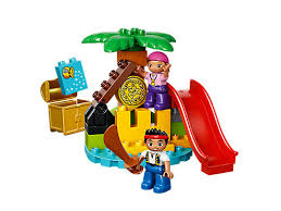 jake land pirates treasure island 10604 duplo