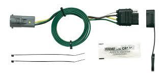 amazon com hopkins 40915 plug in simple vehicle wiring kit