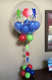 personalized balloons pj masks personalized balloon balloonatics llc creations