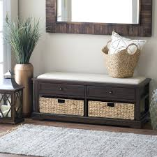 Bench With Shoe Storage Plans - entryway storage bench with coat rack uk entryway storage bench
