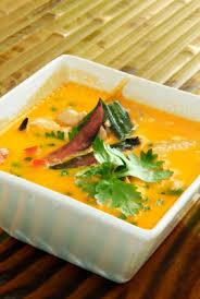 utilisation du lait de coco en cuisine soupe au lait de coco et au cari châtelaine