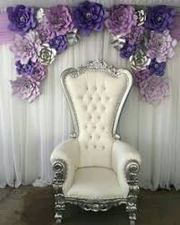 throne chair rental gold and white throne chairs for party rental great as a baby