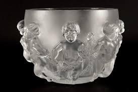 Lalique Vase With Birds Royale Galleries Inc Lalique U0026 Objects D U0027art