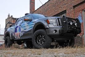 Ford F150 Trucks Lifted - sema trucks dee zee u0027s 2011 ford f150 bds