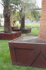 icon of incredible design of wood planter boxes for big plants
